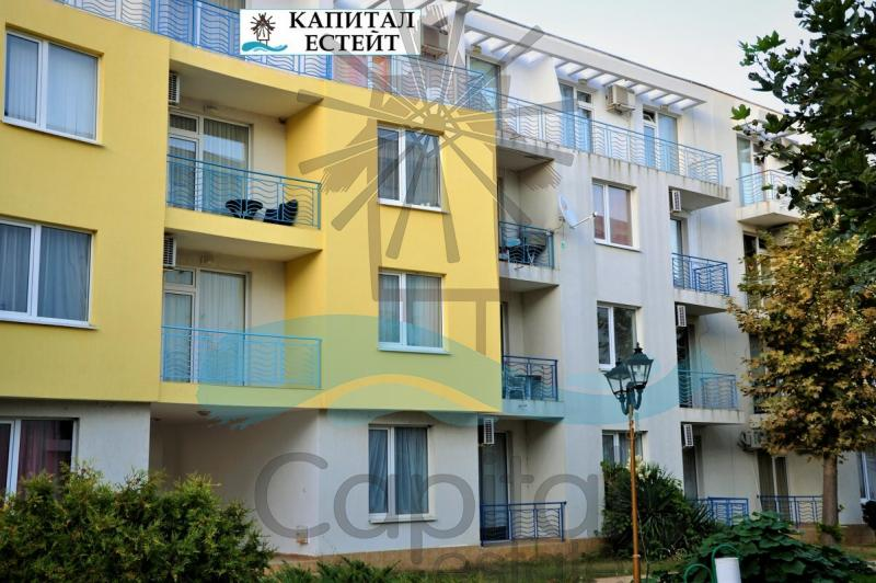 Selling affordable studio with balcony in Sunny Beach