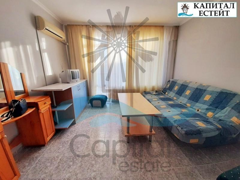 Bargain one-bedroom fully furnished property in Sunny Beach.
