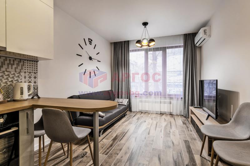Sale 1-bedroom  Varna - Cherven Ploshtad 48m²