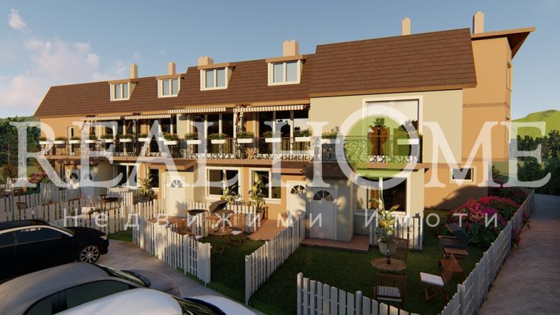 Нова Триетажна Къща във Варна!