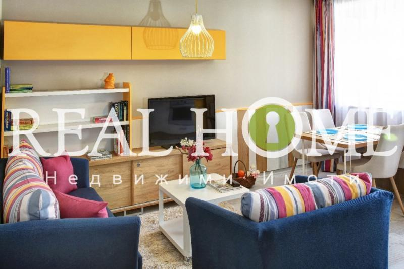 2-стаен, Варна,<br />Бриз, 60 м², 265 €<br /><label>отдава</label>