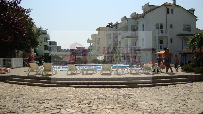 Sale 1-bedroom  Nesebar - Sunny Beach 62m²