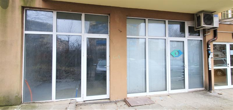 Satılık Dükkan ve süpermarket Sofya - Studentski Grad 45,14m²