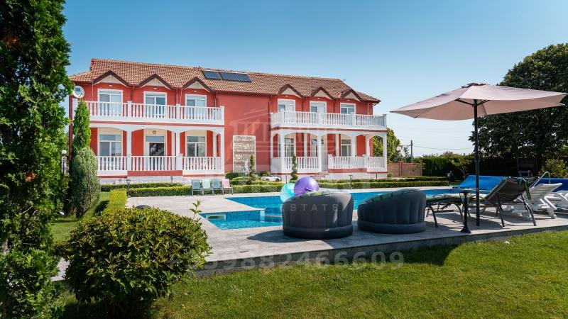 NEW! The Residence - Kalimantsi, Varna, Suvorovo. 400m2, Six Car Garage, Pool