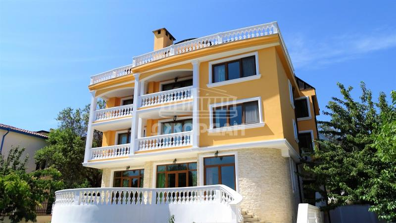 Резиденция в Евксиноград, Морска панорама, Varna, Bulgaria - 1250m2 РЗП