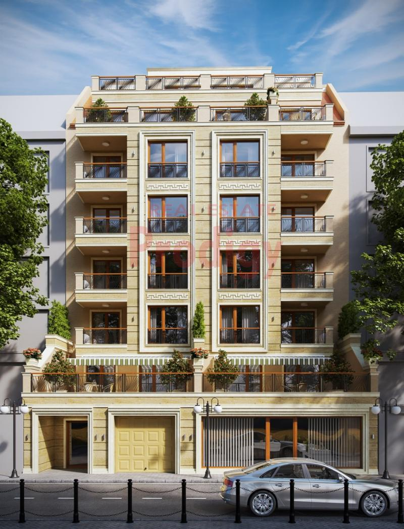 Sale 1-bedroom  Sofia - Center 113m²