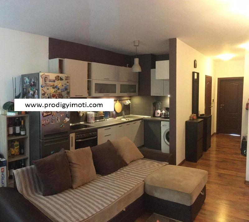 Sale 1-bedroom  Sofia - loc. Gardova glava 76m²