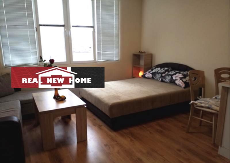 Едностаен апартамент  в  София за 489  лв - Дава под наем 1-стаен гр.
