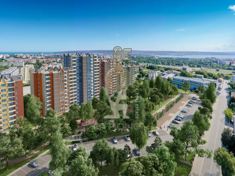 Продажба 2-стаен гр. Варна - Победа 65m²