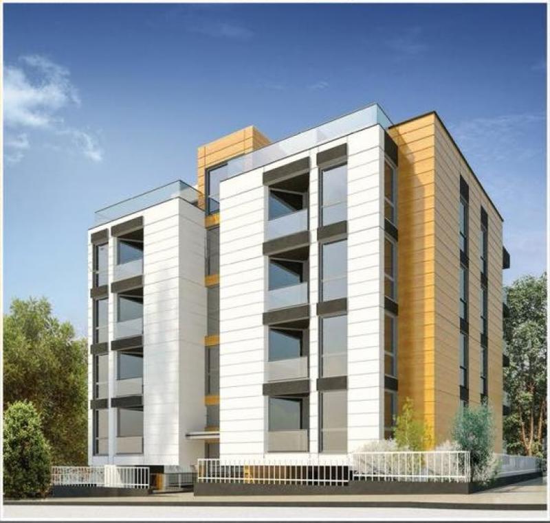 Апартамент в жилищна сграда